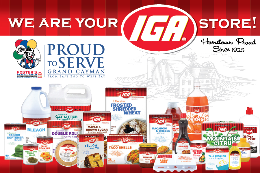 When Was Iga Food Store Founded